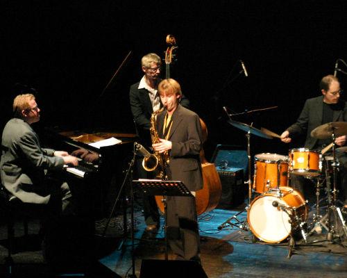 Michael Flügel Quartett